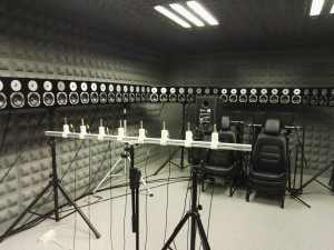 Acoustic Lab at UPV