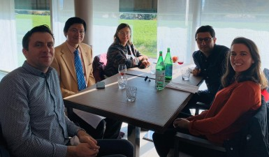 Lunch at EPFL