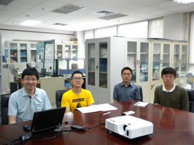 Tsinghua Visit